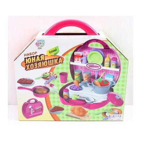 Купить Игровой набор для девочки Joy Toy «Юная Хозяюшка»