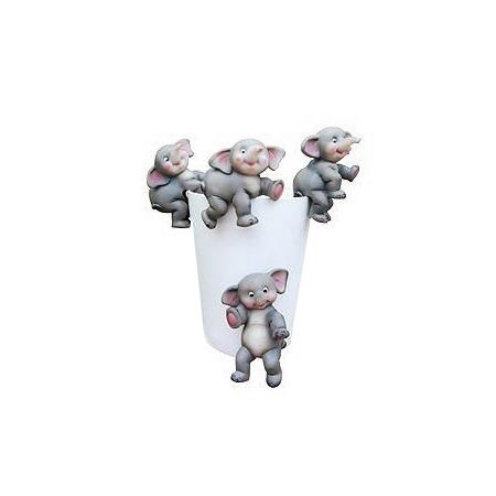 Купить Подвеска декоративная GREEN APPLE GRHP4-10 «Слонёнок». В ассортименте