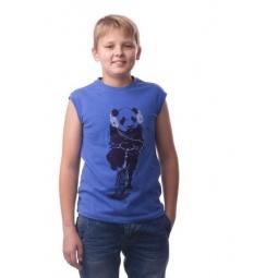фото Футболка для мальчика Свитанак 105595. Размер: 38. Рост: 152 см