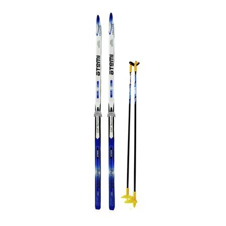 Купить Комплект лыжный ATEMI Escape STEP 2012 75 мм