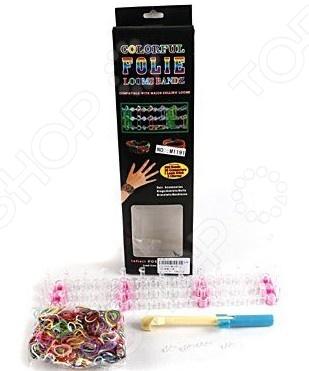 Набор для создания браслетов Shantou Gepai M1191 bondibon набор для создания бус и браслетов королева бусинка