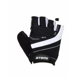 фото Перчатки велосипедные Atemi AGC-06. Цвет: черный. Размер: XS