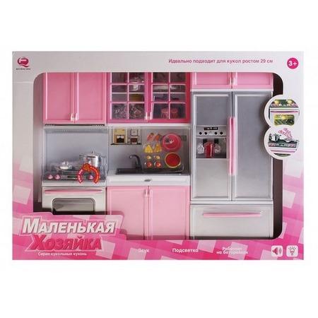 Купить Мебель для куклы Shantou Gepai «Кухня. Маленькая хозяйка»