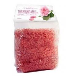 фото Воск для эпиляции Cristaline с маслом розы