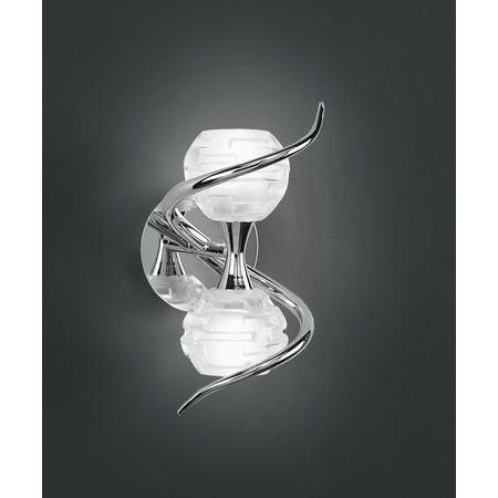 Купить Бра Mantra Dali. Количество лампочек: 2