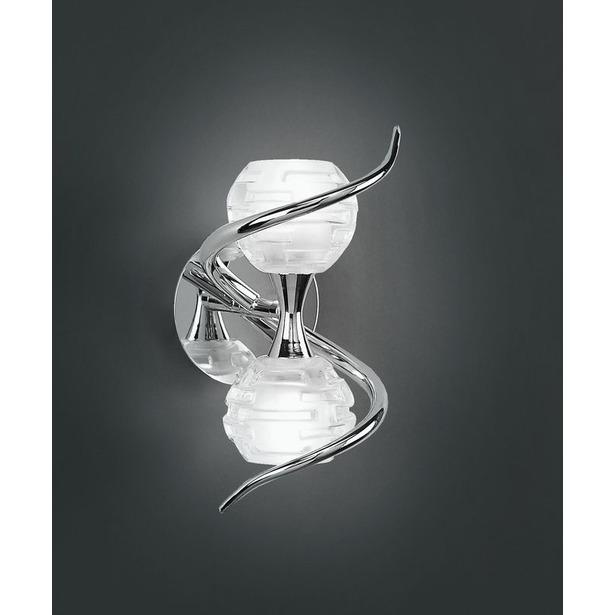 фото Бра Mantra Dali. Количество лампочек: 2