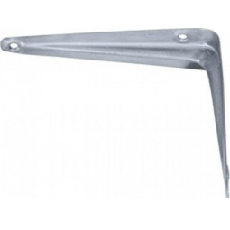фото Уголок-кронштейн FIT. Цвет: серый. Размер: 350х400 мм. Толщина диска: 1,0 мм
