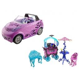фото Набор игровой для девочек Mattel «Школа монстров». В ассортименте