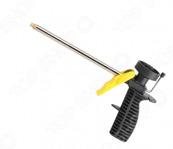 Пистолет для монтажной пены Stayer Standard TOPGun 06860_z01Пистолеты для герметика и пены<br>Пистолет для монтажной пены Stayer Standard TOPGun 06860 z01 предназначен для эффективной работы с монтажной пены, увеличивая ее выход и снижая коэффициент ее расширения. В производстве использованы прочные сорта стали и пластика, что гарантирует длительный срок службы и хорошую износоустойчивость.<br>