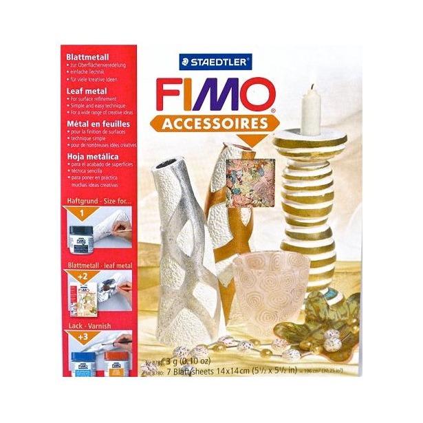 фото Фольга металлическая Fimo Easy metal 8781