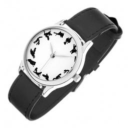 Купить Часы наручные Mitya Veselkov «Камасутра - силуэт»