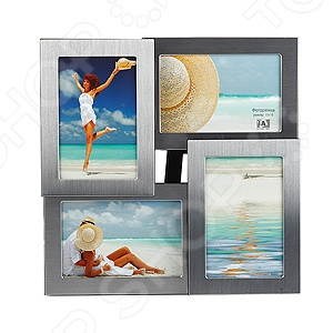 Фоторамка Image Art 6021/4-4S image art фотоальбом image art 100 10 15 серия 029