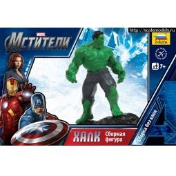 фото Сборная модель Звезда Мстители Marvel Халк