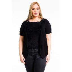 фото Жакет Mondigo XL 9775. Цвет: черный. Размер одежды: 52