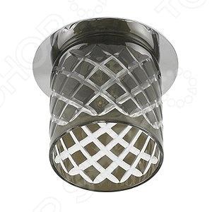 Светильник декоративный потолочный Эра DK54 CH/TEA светильник декоративный потолочный эра dk54 ch gg
