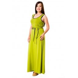 фото Платье Mondigo 27041. Цвет: зеленый. Размер одежды: 50