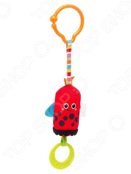 ходунки pilsan love bug baby walker божья коровка red 07 499 Игрушка подвесная Tiny love «Божья коровка»