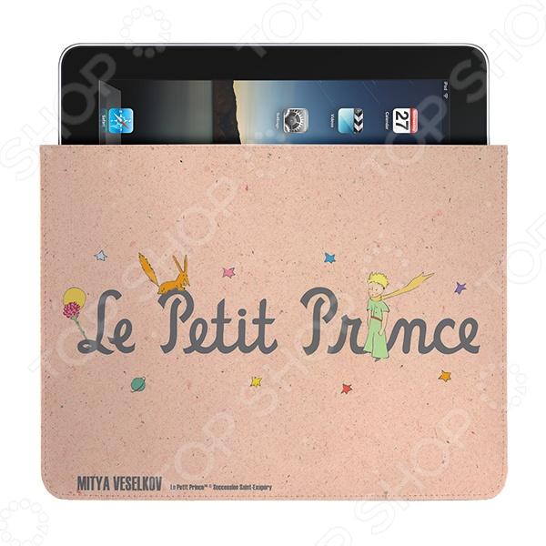 Чехол для iPad Mitya Veselkov Le Petit Prince чехлол для ipad iphone mitya veselkov чехол для ipad райский сад ip 08