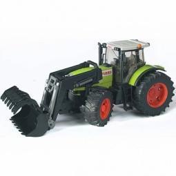 фото Трактор игрушечный Bruder c погрузчиком Claas Atles 936 RZ