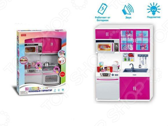 Мебель для куклы Shantou Gepai «Кухонный гарнитур»