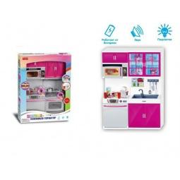 фото Мебель для куклы Shantou Gepai «Кухонный гарнитур»