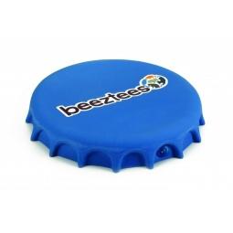 фото Игрушка для собак Beeztees Frisbee «Крышка от бутылки». Цвет: синий
