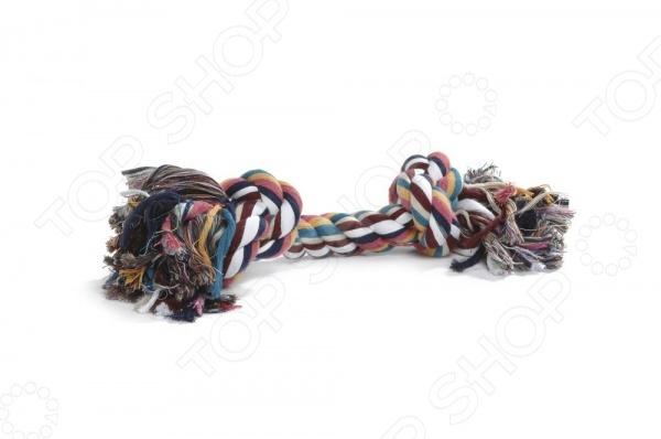 Игрушка для собак Beeztees «Канат с 4-мя узлами»