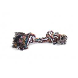 фото Игрушка для собак Beeztees «Канат с 4-мя узлами»