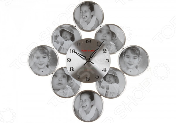 Часы настенные Pomi d'Oro T3822-F часы f gattien
