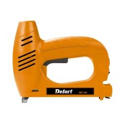 фото Степлер электрический Defort DET-100