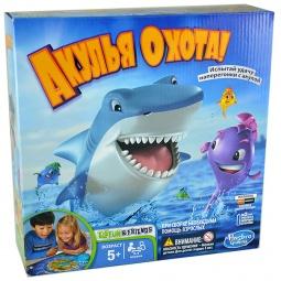 Купить Игра настольная обучающая Hasbro «Акулья охота»