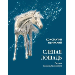 фото Слепая лошадь