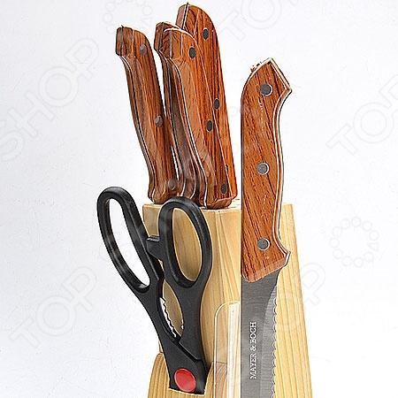 Набор ножей Mayer&Boch MB-398 набор посуды mayer