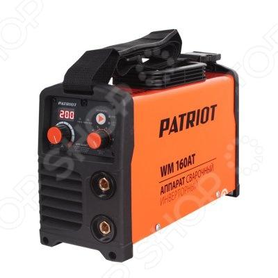 Сварочный аппарат Patriot WM 160AT