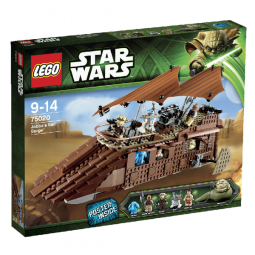 фото Конструктор LEGO Пустынный корабль Джаббы