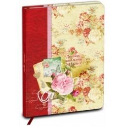фото Дневник школьный Проф-Пресс «Цветы и розовая лента»