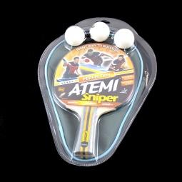 Купить Набор для настольного тенниса ATEMI Sniper