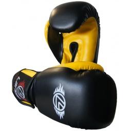 фото Перчатки боксерские Larsen PS-786 Super Star. Вес в унциях: 8