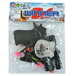 фото Набор оружия игрушечный Shantou Gepai «Полицейский» 1A36-24