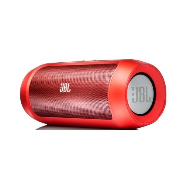 фото Колонки JBL Charge II. Цвет: красный