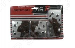 Накладки на педали TYPE R FR-6207 аксессуар для игровой консоли rainbo накладки на стики для геймпада зенит