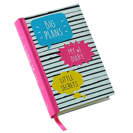 Купить My 1 Diary. Big Plans. Little Secrets