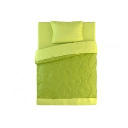 фото Комплект Dormeo Trend Set. 1-спальный. Цвет: желтый, зеленый
