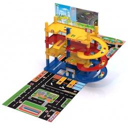 Купить Набор игровой для мальчика Нордпласт «Гараж. Городской паркинг»