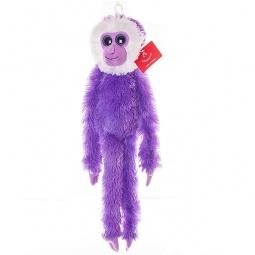 фото Мягкая игрушка Aurora «Гиббон». Цвет: лиловый