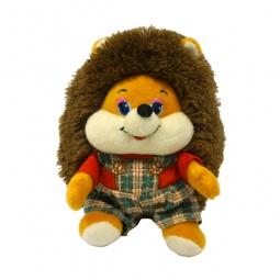 фото Мягкая игрушка со звуком Maxiplay «Ежик Колян в костюмчике»