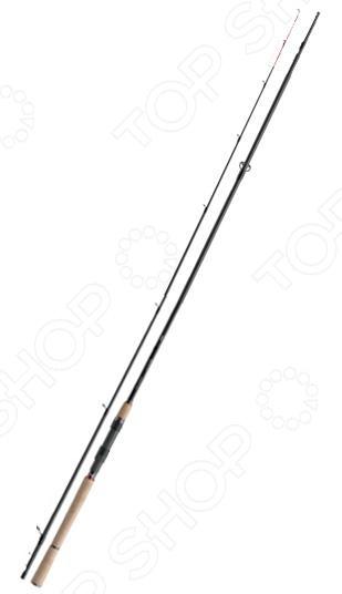 Спиннинг штекерный Daiwa Infinity-Q NEW IFQ902MLFS JiggerСпиннинг. Удочки<br>Спиннинг штекерный Daiwa Infinity-Q NEW IFQ902MLFS Jigger основной инструмент в арсенале любого рыболова. Продуманная форма рукояти и конструкция делают его именно тем предметом, который не захочется выпускать из рук на протяжении всей рыбалки. За счет использования композиционных материалов спиннинг отличается хорошими амортизационными свойствами, что способствует гашению рывков. Спиннинги Daiwa оценят и начинающие, и матерые рыболовы. Специалисты компании на протяжении пяти десятилетий продолжают воплощать инновации в мире снастей для рыбалки, чтобы вы могли получать максимальное удовольствие от любимого занятия. При этом не нужно переживать, что снаряжение может подвести в ответственный момент. Штекерный тип спиннинга надежен и удобен, подойдет для рыбной ловли как на берегу, так и на лодке. Спиннинги из линейки Infinity-Q довольно легкие и отличаются более быстрым строем.<br>