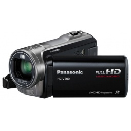фото Видеокамера Panasonic HC-V500EE