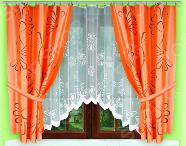 Комплект штор Haft 54260-150 смеситель с душем недорого купить