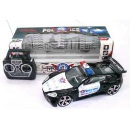 фото Машина на радиоуправлении Shantou Gepai «Полиция» 988-3